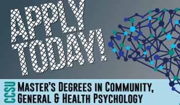 Central Connecticut State Universtity - Psycology Master Program Billboard